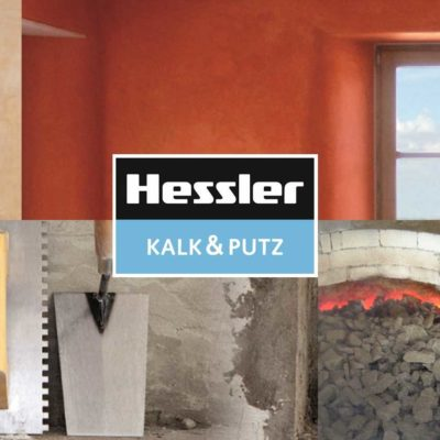 HESSLER Kalkwerke - mésztermékek